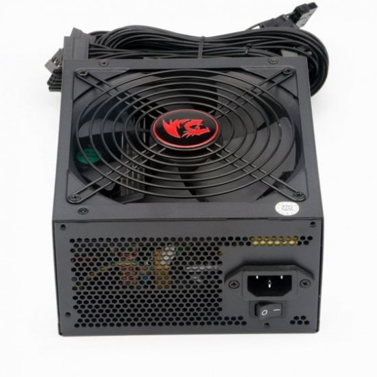 Redragon RGPS GC-PS001 500W Gaming PC Power Supply, PSU