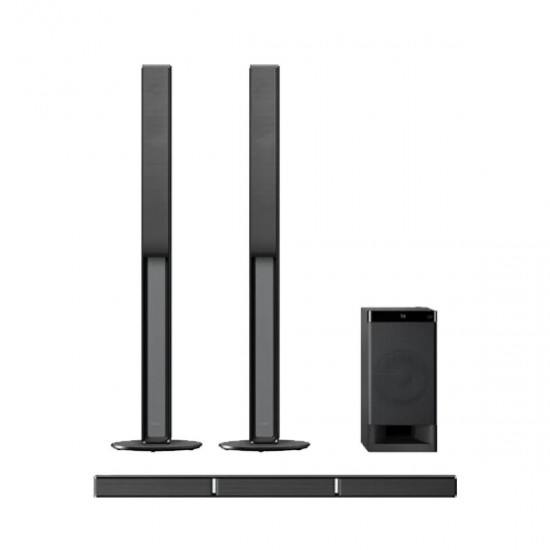 Sony 5.1ch Tall Boy Home Theater System (HT-RT40)