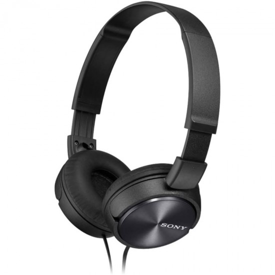 Sony MDR-ZX310 Wired Headphones Black