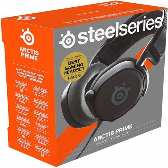 SteelSeries Arctis Prime Wired Gaming Headset