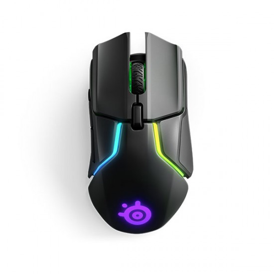 SteelSeries Rival 650 Quantum Wireless Gaming Mouse – Rapid Charging Battery – 12, 000 Cpi