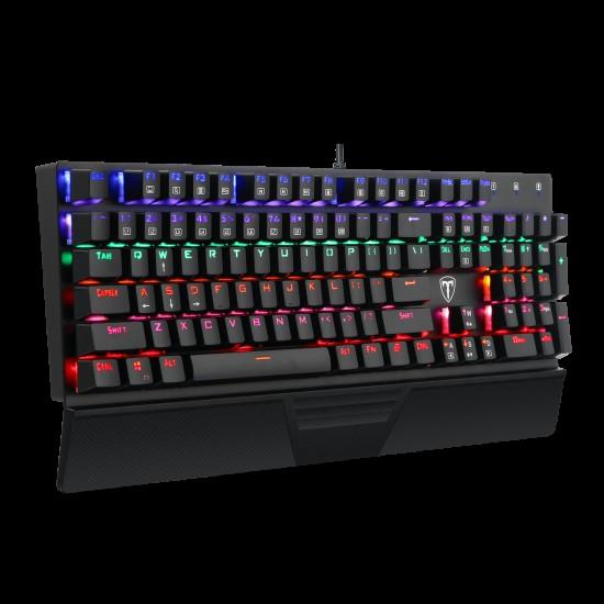 T-Dagger Destroyer T-TGK305-G RGB Blue Switch Backlit Mechanical Gaming Keyboard
