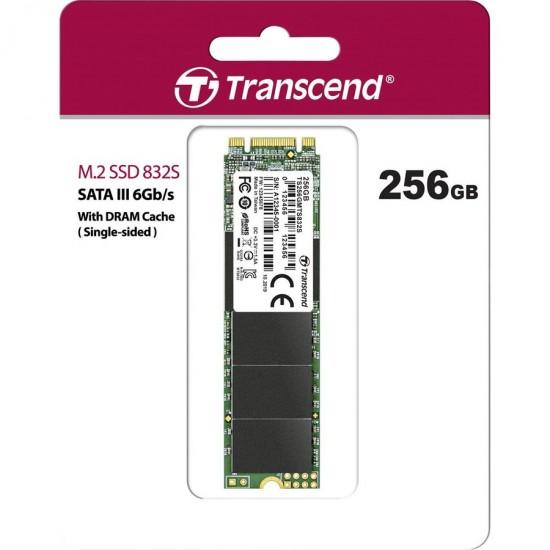 Transcend 832S SATA III M.2 SSD 256GB TS256GMTS832S