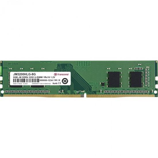 Transcend 8GB DDR4-3200 U-DIMM JM3200HLG-8G