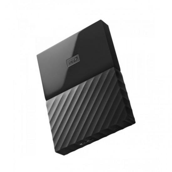 WD My Passport 1TB External USB 3.0 Portable Hard Drive – Black