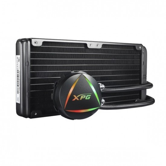 XPG LEVANTE 240 Addressable ARGB CPU Liquid Cooler